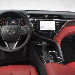 All New Camry 2018 Review Mud Guard Grand Veloz Toyota Is And Improved Wheels Ca