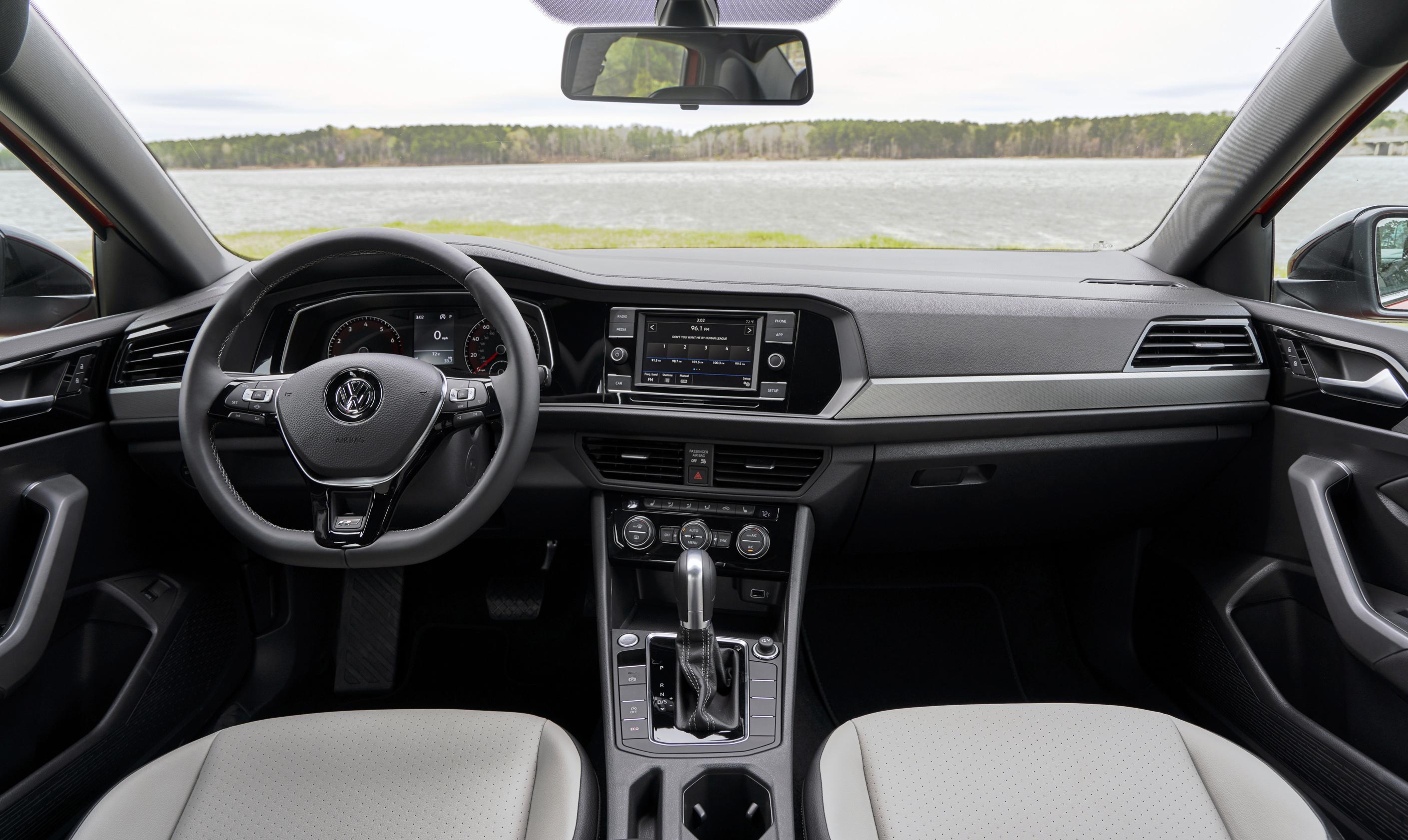 volkswagen jetta 2020 interior