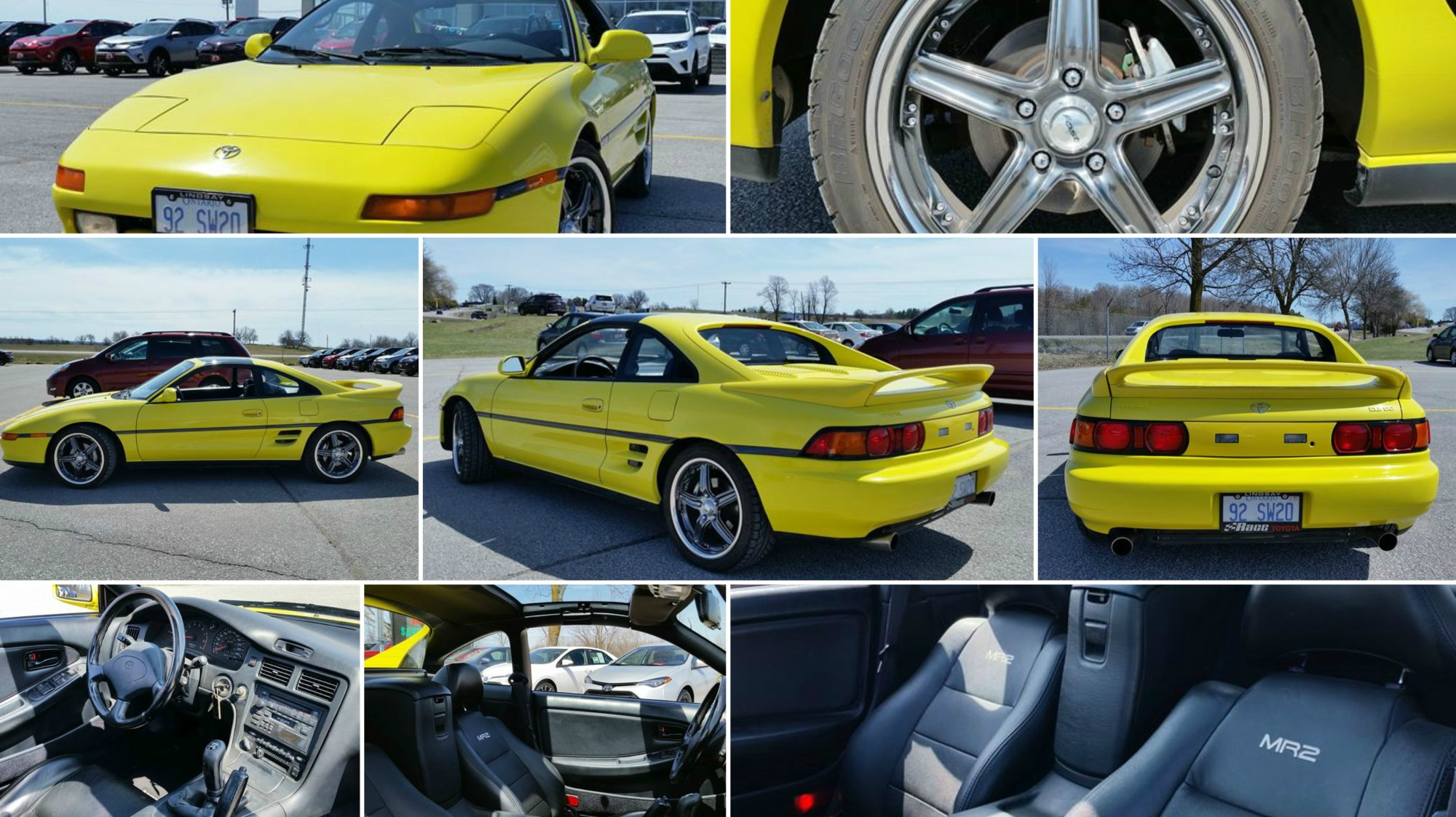 hight resolution of toyota mr2