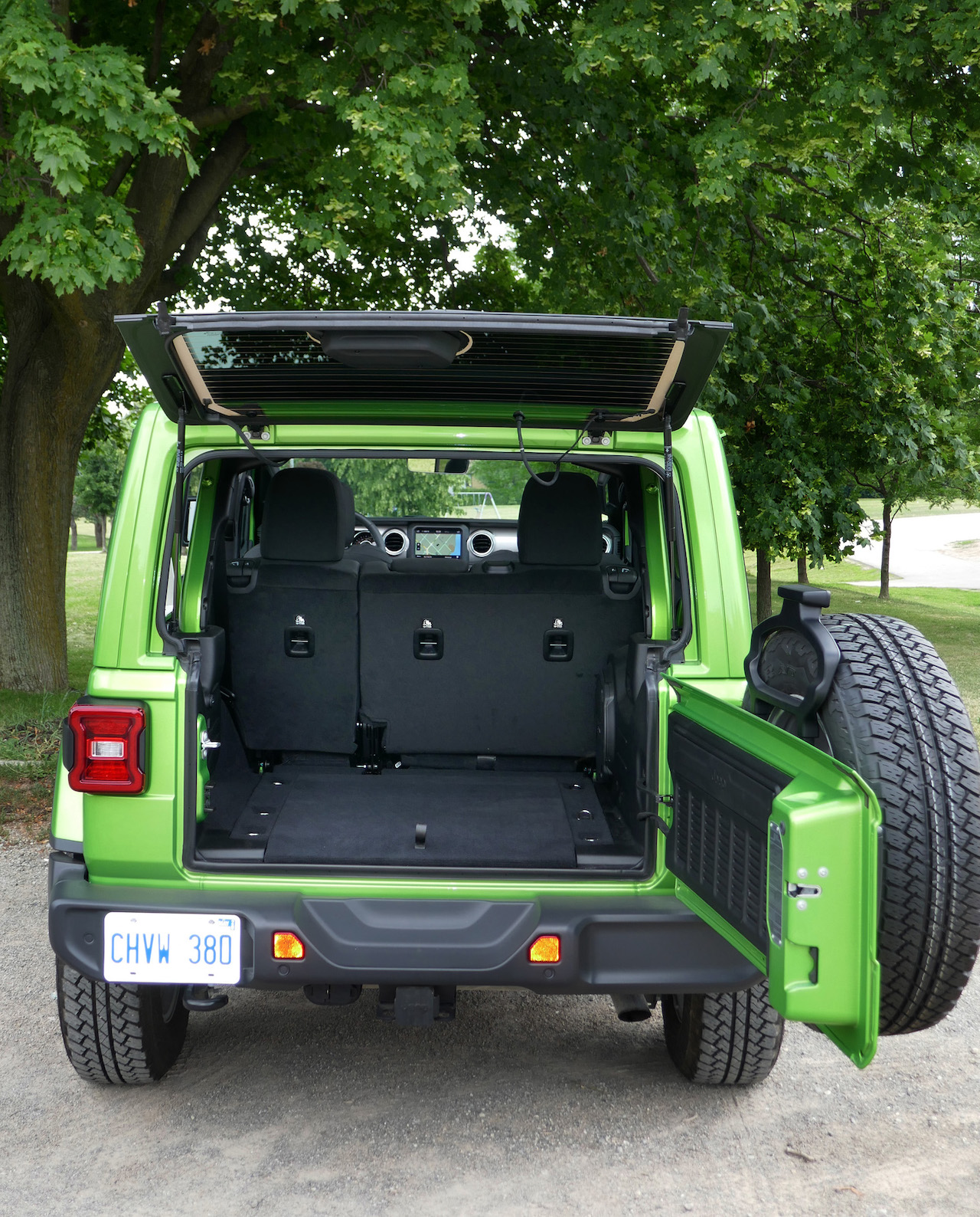 Mojito Jeep Wrangler : mojito, wrangler, Review:, Wrangler, Unlimited, Sahara, WHEELS.ca