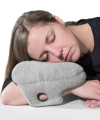 The Ostrich Pillow Mini: Ultra-compact power nap pillow