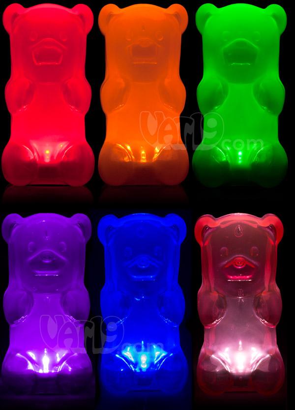 GummyLamp: The Gummy Bear Nightlight
