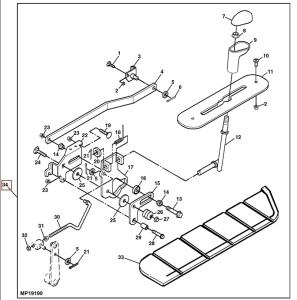 John Deere 210 Lawn Mower Wiring Diagrams