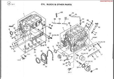 Isuzu 3 Cylinder Sel Engine 5 Cylinder Engine Wiring