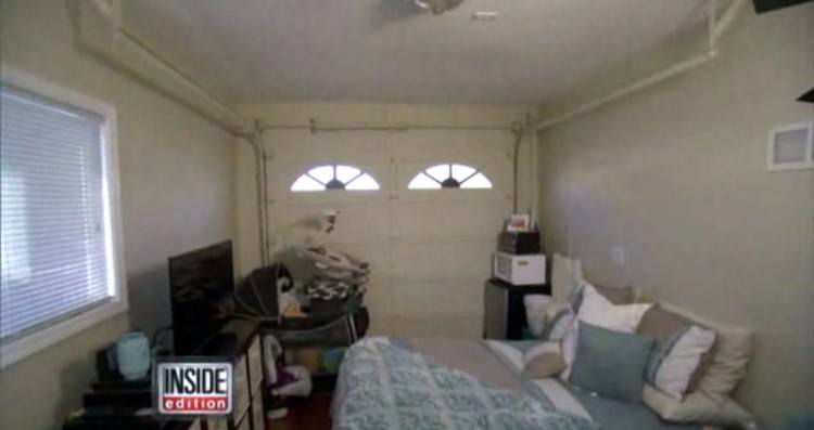 This Single Mom Is Forced To Live In A Garage With Her Kids