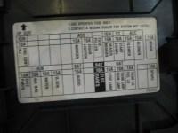 2003 Nissan 350z LH Kick/Fuse Panel in Avon, MN 56310 PB#21520