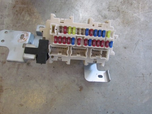 small resolution of 2008 infiniti g37 coupe fuse box ebayimage is loading 2008 infiniti g37 coupe fuse box