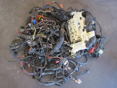 small resolution of e64 bmw engine wiring harness