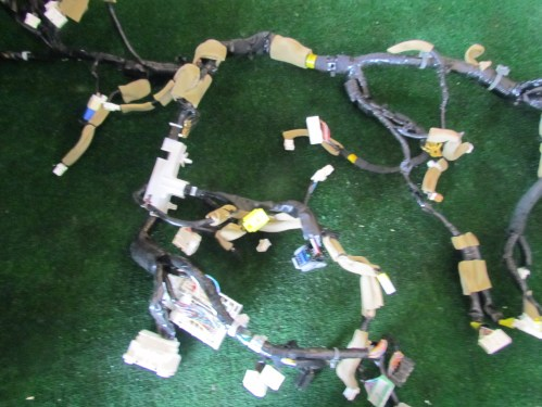 small resolution of 2007 infiniti g35 sedan dash wire harness 24010