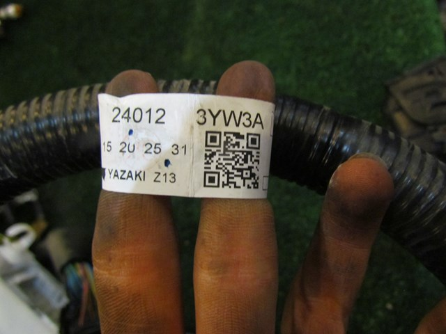 Nissan Juke Wiring Body Harness With Serial Parts Binatanicom