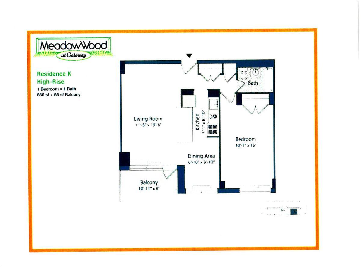 StreetEasy: MeadowWood At Gateway At 1019 Van Siclen