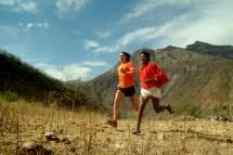 Tarahumara Indians Running