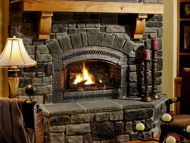 Cost To Repair a Stone Fireplace  Estimates Prices