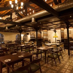 Bar Chairs With Backs Adjustable Drafting Chair Restaurant Review Of Gymkhana 91, Lower Parel | Ifn