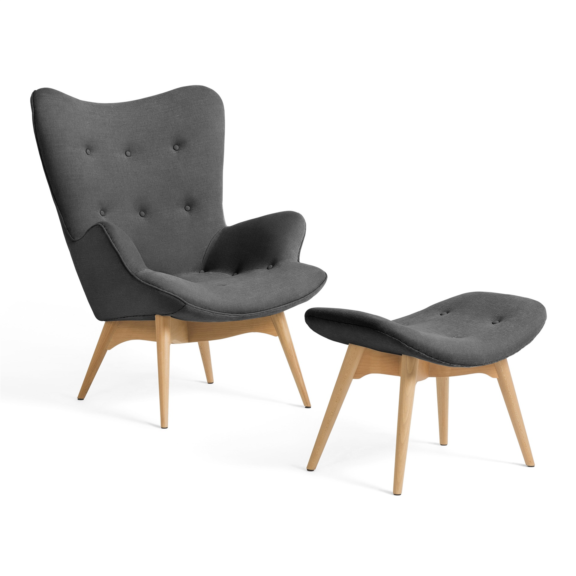 Contour Chair Lounge Grant Featherston Contour Lounge Chair