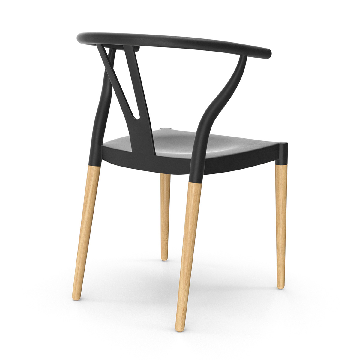 Wishbone Dining Chair Wishbone Style Dining Chair