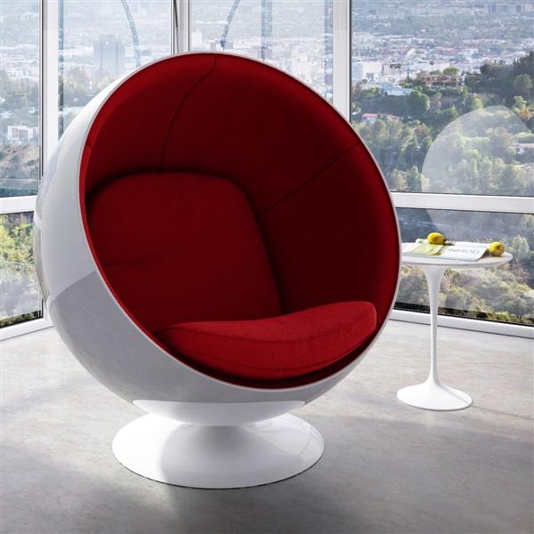 bubble club chair replica egg speaker eero aarnio ball double tap to zoom