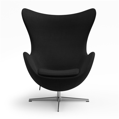 contemporary lounge chairs multi coloured modern arm jacobsen egg chair