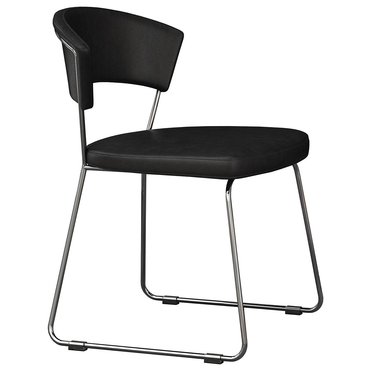 modloft dining chair unfinished wood frames delancy
