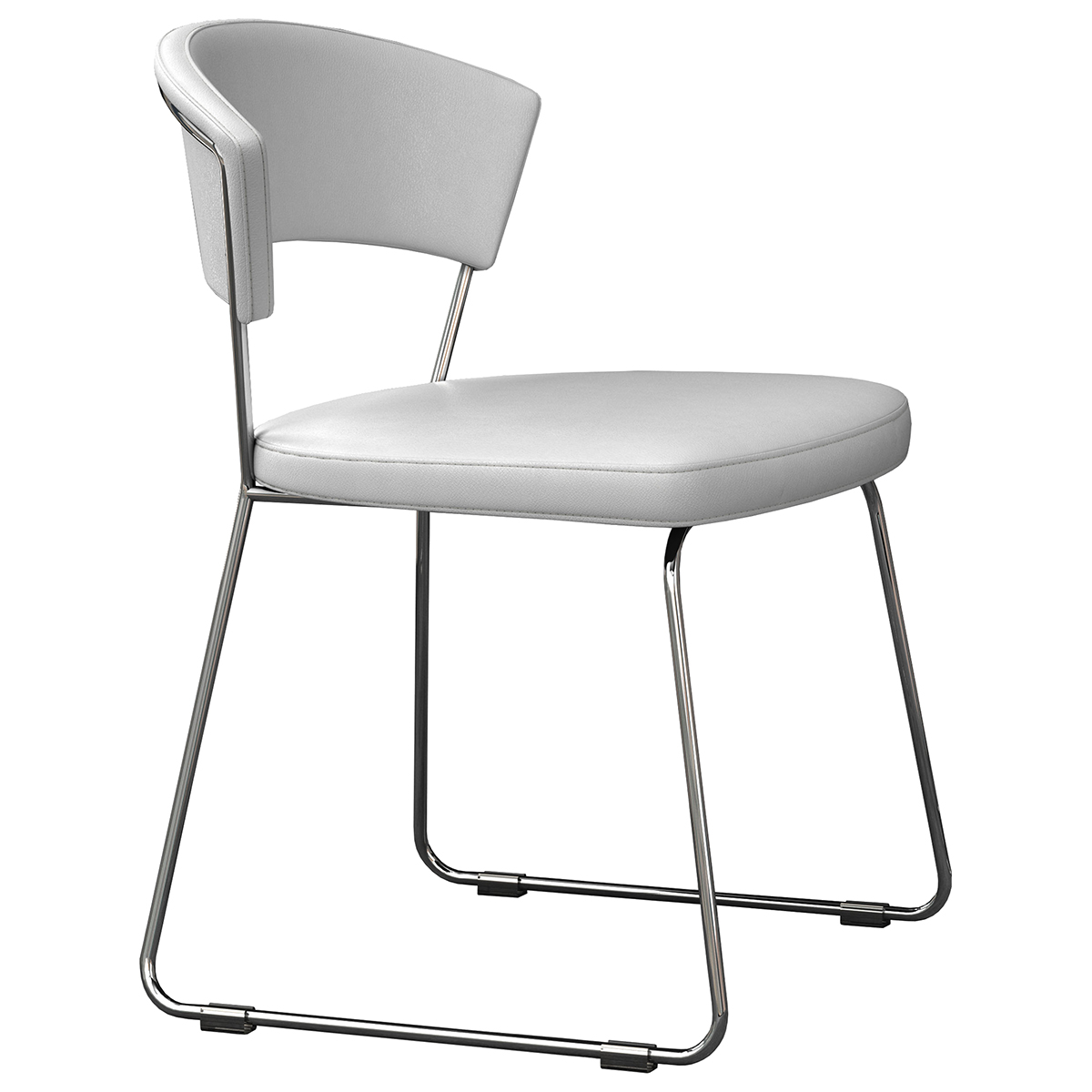 modloft dining chair round table 6 chairs dimensions delancy