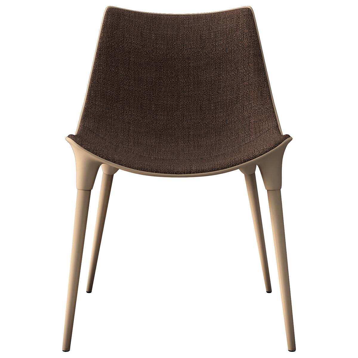 Langham Dining Chair Fabric Seat
