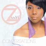 ZanYe Conversations CD Cover