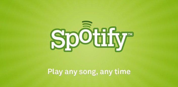 Dá só uma olhada como era a marca do Spotify antes de mudarem para um logo minimalista!