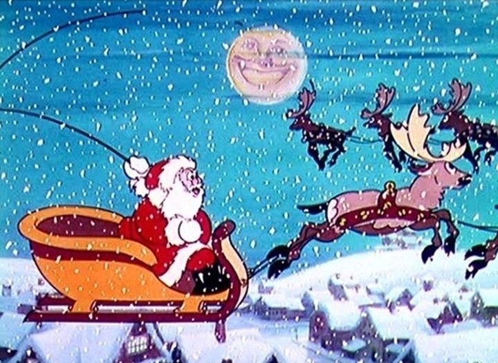 The Night Before Christmas 1933 The Internet Animation
