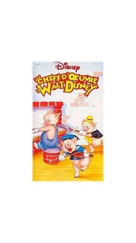 Les Chefs D'oeuvre De Walt Disney : chefs, d'oeuvre, disney, Chefs-d'Oeuvre, Disney, Internet, Animation, Database