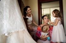 Namibian Windhoek Wedding Shot In Style