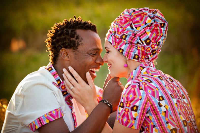 traditional zulu wedding in