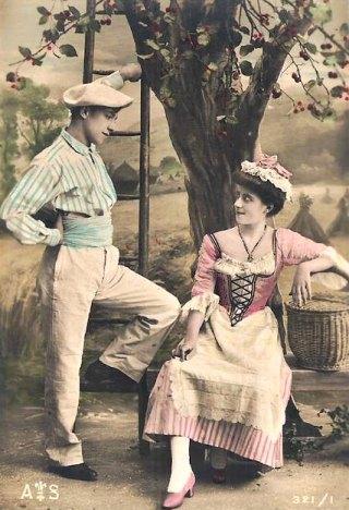 Flirter etymologie