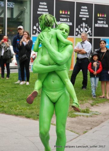 Illotopie en tournée à Montréal, palais des congrès, Montréal, Québec