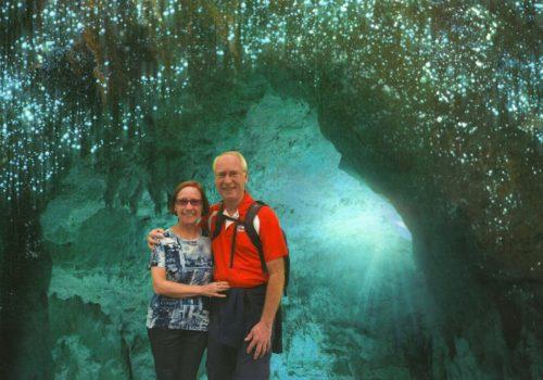 Waitomo Glowworm Caves, Waitomo, Nouvelle-Zélande