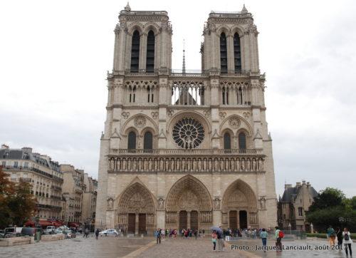 Cathédrale Notre-Dame-de-Paris, Paris, France