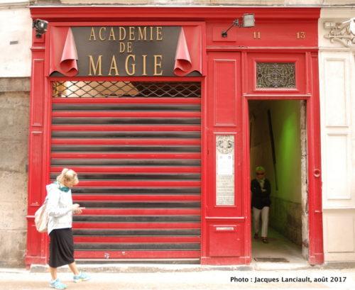 Musée de la Magie et des Automates, Paris, France