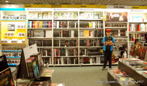 FNAC, Paris, France
