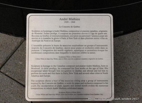 André Mathieu - Le Concerto de Québec, Montréal, Québec