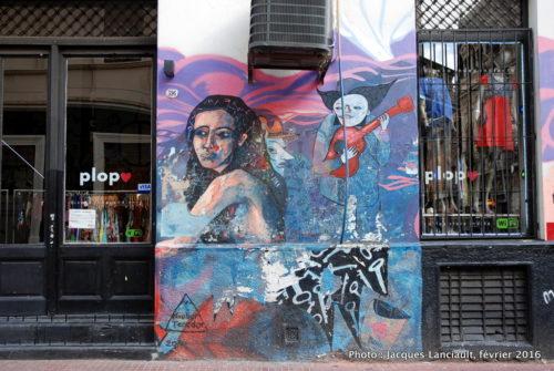 San Telmo, Buenos Aires, Argentine