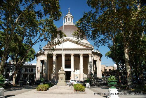 Iglesia de la Inmaculada Concepción de Belgrano, Buenos Aires, Argentine
