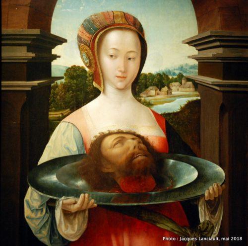 Salomé avec la tête de Jean-Baptiste, Rijksmuseum, Amsterdam, Pays-Bas