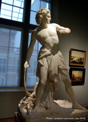 David, Rijksmuseum, Amsterdam, Pays-Bas