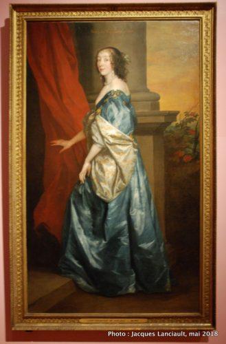 Madame Lucy Percy, comtesse de Carlisle, Rijksmuseum, Amsterdam, Pays-Bas