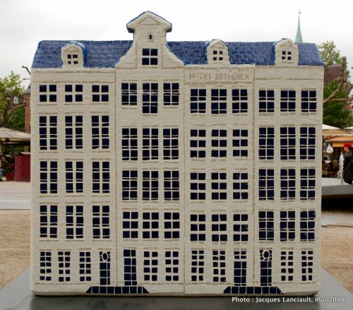 Hôtel Estheréa, Canal House Parade, Amsterdam, Pays-Bas