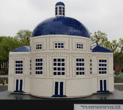 Koepelkerk, Canal House Parade, Amsterdam, Pays-Bas