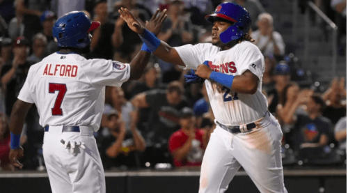 Vladimir Guerrero Jr, Bisons de Buffalo