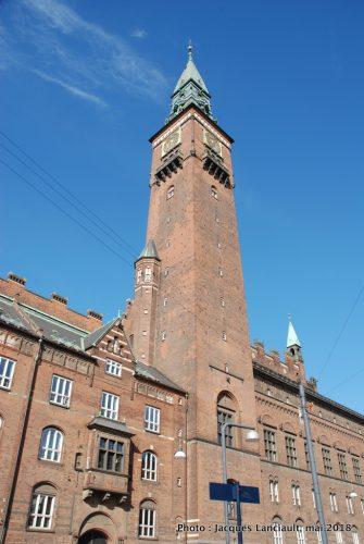 Rådhuspladsen, Copenhague, Danemark