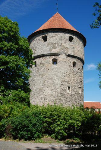 Fortifications, Tallinn, Estonie