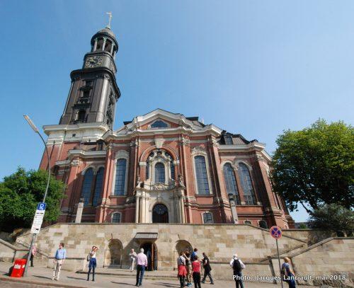 St-Michaelis-Kirche, Hambourg, Allemagne