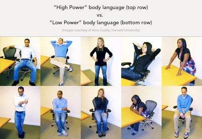 Image result for harvard study on confidence postures